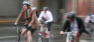 London: Wenn Radfahren, dann richtig
