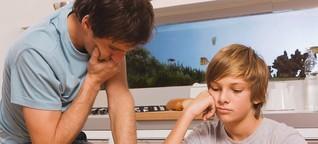 Teenager-Sorgen: Welche Themen Eltern besprechen sollten - und welche nicht