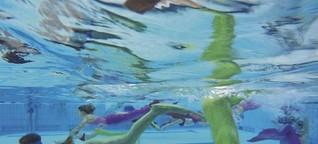 Schwimmen wie Arielle