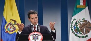 Mexiko reagiert auf Trumps Mauerbau: Wie eine Kriegserklärung - SPIEGEL ONLINE - Politik