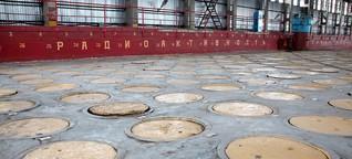 Radio-Feature: Deutscher Atommüll in Russland