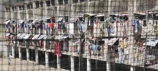 VJ-Report (12min): Krise im brasilianischen Knast | DW Reporter