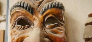 Multimediareportage: Grausige Gesichter