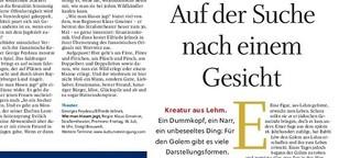 Schauspiel Golem bei den Salzburger Festspielen I