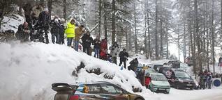 Rallye Motorsport: Rallyefieber - Reicht ein Tag, um Rallyefan zu werden. Ein Selbstversuch