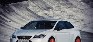 Top10 Kompaktsportler: Kompaktflitzer - Von Audi RS3 über Renault Mégane RS 275 Trophy-R bis zu VW Golf R 400