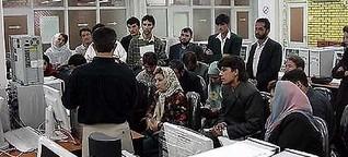 Studium in Afghanistan: Surfen auf Trümmern