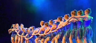 420 Tänzer begeistern beim Up-to-Dance-Festival in Gladbeck