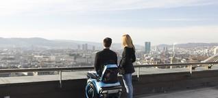 Alltagstaugliche Rollstühle