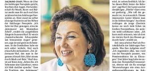 Porträt Suzanne Harf: Protokollchefin der Salzburger Festspiele