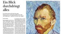 Vincent van Gogh-Ausstellung in Paris