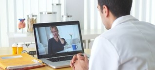 Der Doktor ist online: Telemedizin ist im Kommen