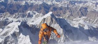 Die Gipfelstürmerin