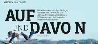 P.M. Magazin: Vögel als Frühwarnsystem