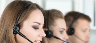 Bei Anruf Call-Center - 1.000 Wuppertaler arbeiten als Kundenberater