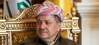 Barzani in der Klemme
