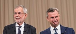 Österreich: Suche nach dem Trump-Effekt | THEMEN | DW.COM | 02.12.2016