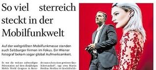 So viel Österreich steckt in der Mobilfunkwelt