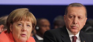 Deutsch-türkische Beziehungen auf dem Tiefpunkt