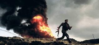 Der IS vergiftet die Luft in Mossul