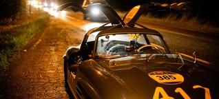 Mille Miglia 2016: Teil der Maschine