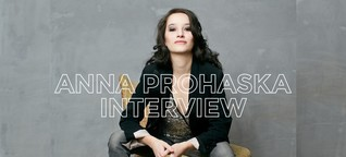 Anna Prohaska Interview