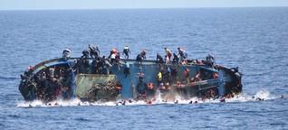 Sterben an Europas Außengrenzen: Die zahllosen Toten