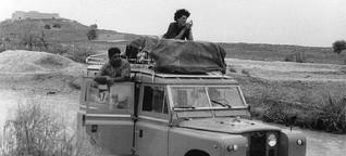 Mit Kind und Kegel nach Kabul