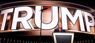 In Trump we trust - Kommentar zur US-Wahl