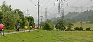 Pilgern per Pedal