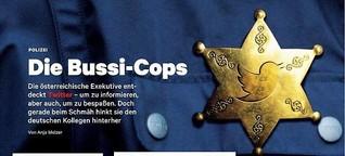 Polizei: Die Bussi-Cops