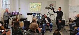Gute Drohnen, böse Drohnen – Technik, Faszination und Gefahren