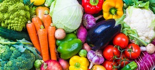 Zehn statt fünf Portionen Obst und Gemüse am Tag?