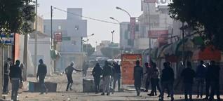 Folter, Armut und Perspektivmangel in Tunesien