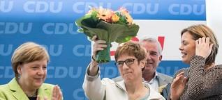 Merkel dämpft hohe Erwartungen der CDU