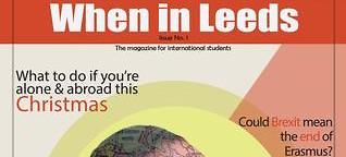 Magazin: When in Leeds