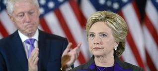Trump erneuert Vorwürfe: Die Clintons und die Sache mit dem Uran