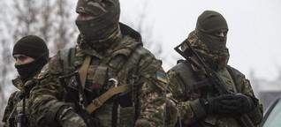 Drohnen über der Ostukraine: Krieg führen per Crowdfunding
