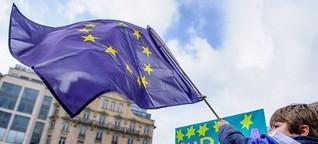 """Bürgerbewegung """"Pulse of Europe"""": Für etwas sein - nicht immer dagegen"""
