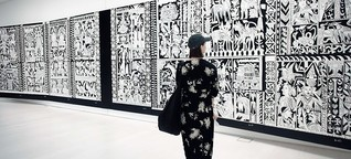 Rätselhaft und distanziert: Die Weltkunstausstellung in Athen