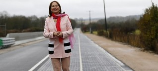 Technik der Zukunft?: Wenn die Straße Strom produziert