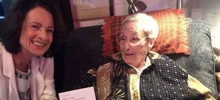 """Zum 103. Geburtstag von Gretel Bergmann - """"Ich fühle mich großartig"""""""