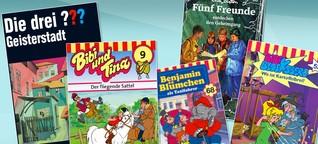 Hörspiel-Kassetten der 90er - Wir spulen zurück in deine Kindheit!