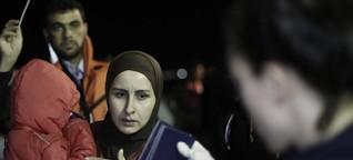 Griechenland: Flüchtlingskatastrophe trifft Krisenstaat