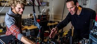 Sorry, Einstein: Deine Quanten-Gespenster gibt es doch