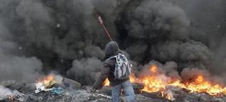 Ukraine: Der Opposition sind die Proteste entglitten