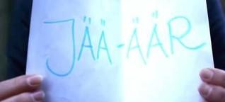 """Imagefilm: """"Jaaaar? Tscheääär? Yeah?"""" (Kamera, Schnitt)"""