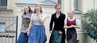 Kirchmöser (Brandenburg): Verkupplungsshow für den völkischen Nachwuchs - Nachrichten aus Brandenburg und Berlin