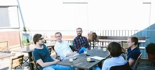 Porträt: Die Gründer von Kurpfalz Business Briefing