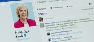 Online-Wahlkampf: SPD mit Worst-Case-Beispiel